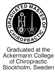 Ackermann College of Chiropractic Stockholm Sweden